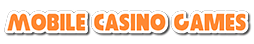 The Best in Mobile Casino Games logo